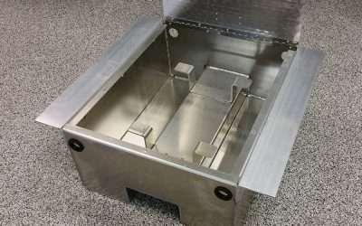 Inframe Semi Truck Battery Box Product Tour