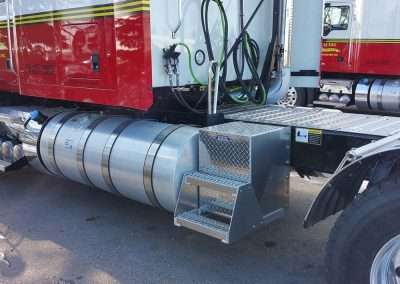 Iconic MetalGear Battery Box Installed on Truck