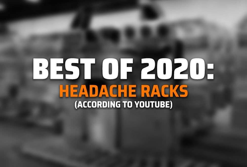 The Best Semi Truck Headache Racks of 2020 (According To YouTube)