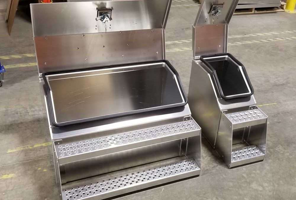PRODUCT TOUR: Big Mouth Step Boxes – Our Widest & Narrowest Models