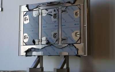 Slim Standard Enclosed Semi Truck Headache Rack – Product Tour