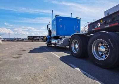 Mike's Previous Truck with Big Mouth Step Box