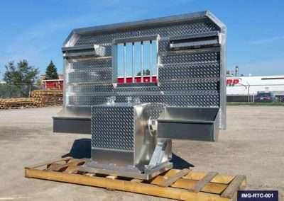 Pickup Truck Ramps >> Semi Truck Hydraulic Tank and Headache Rack Combo | Iconic ...