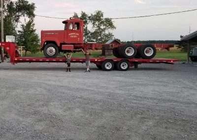 Reiselts Restored Truck Before Restoration