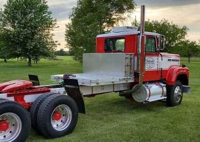 Reiselts Restored Truck with MetalGear Toolbox