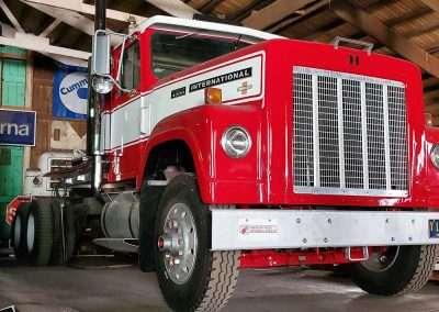 Reiselts Restored Truck