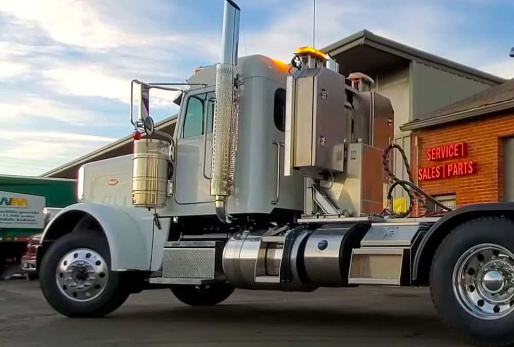 4 Videos We Found (That We Didn't Make) Featuring Our Semi Truck Storage Products