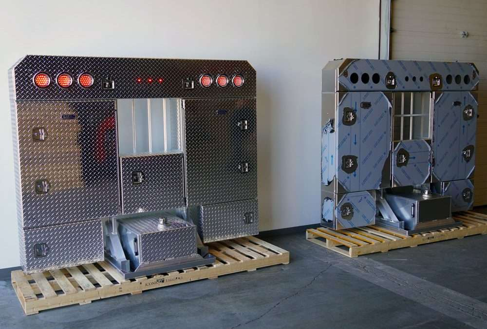 Non-Identical Twins: A Product Tour of a Pair of Enclosed Rack/Tank Combos