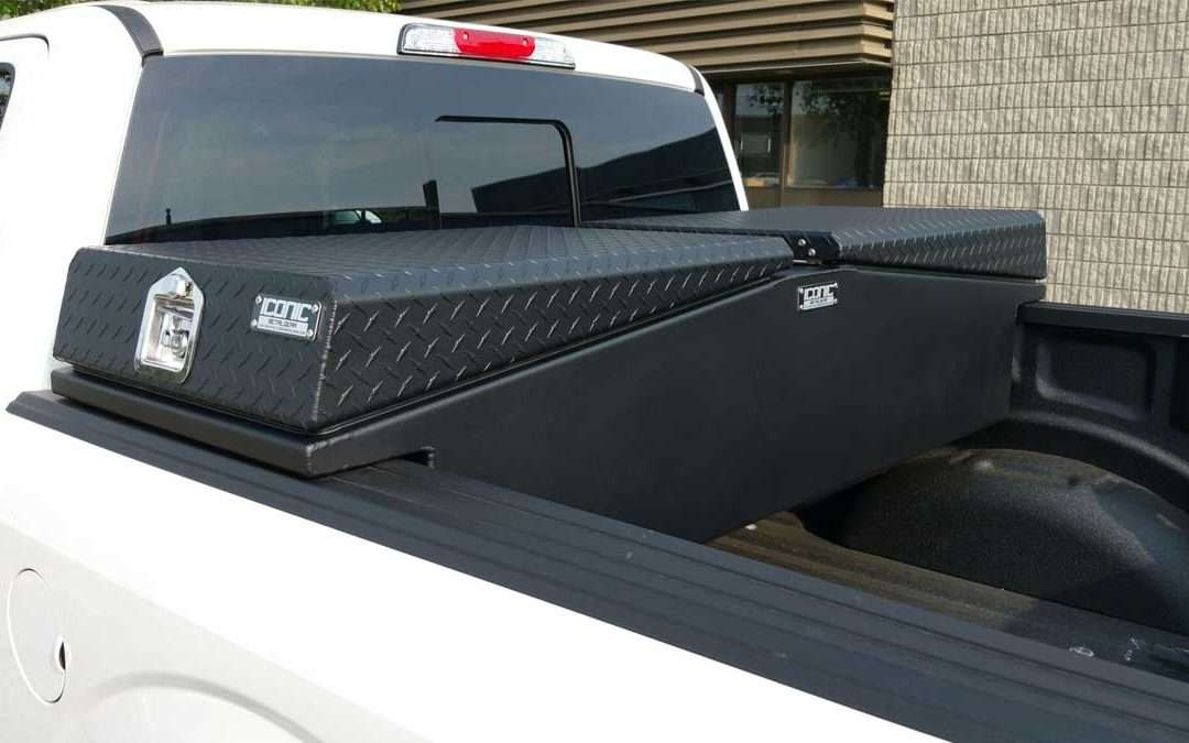 PRODUCT TOUR: X-Pro Gullwing Pickup Truck Toolbox