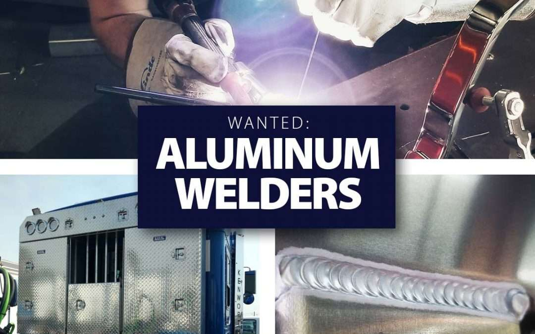 WELDER NEEDED – Fridays Off, With Benefits!