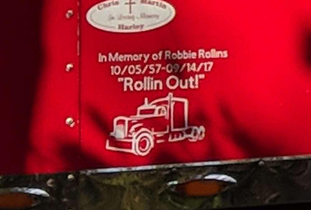 "TRUCK STORY: ""Big Red"" & Honoring a Fallen Hero"