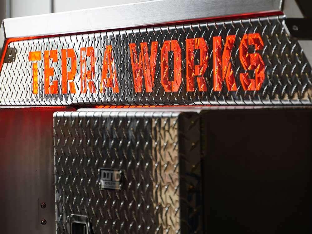 Terra Works Flat Rack