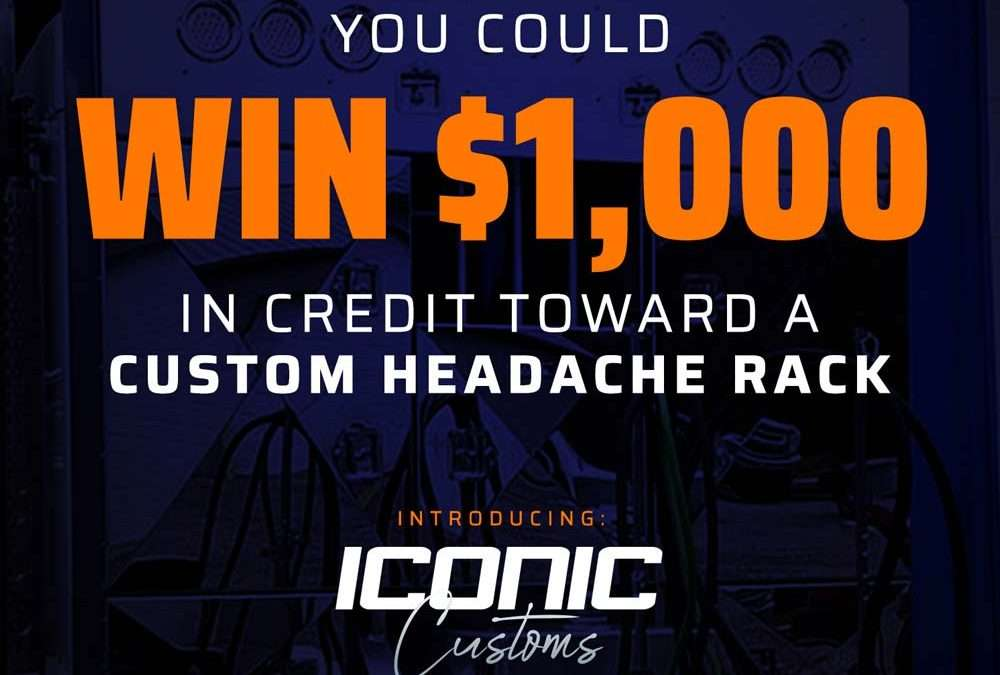 INTRODUCING: Iconic Customs (And a Launch Contest!)