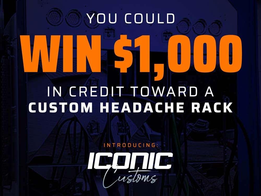 Iconic Customs Launch